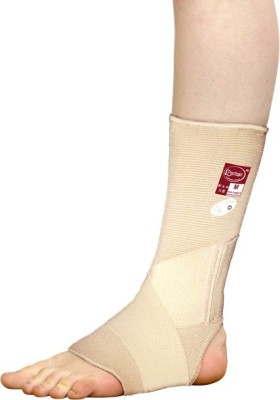 Vitane Perfekt Stays & Straps Ankle Support (M, Beige)