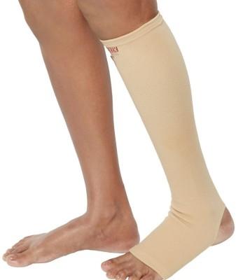 Apex Orthowear COMPRESSION STOCKING BELOW KNEE-L Knee Support (L, Multicolor)