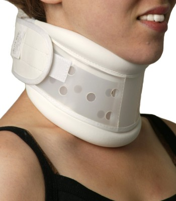 Zcare Pharma Zcp_cc_h_4 Neck Support (M, White)
