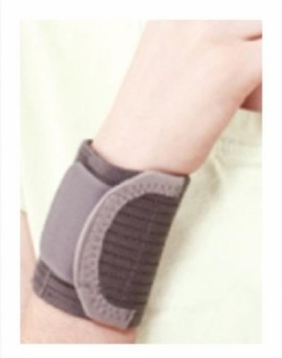 Tynor Wrist Brace Double Lock Wrist Support (M, Grey)