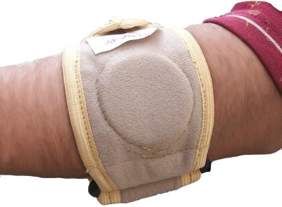 Wonder Care Tennis Elbow Wrist Support (Free Size, Beige)