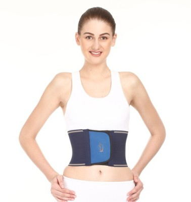 Samson Rib Belt (Blue) Back & Abdomen Support (S, Blue)