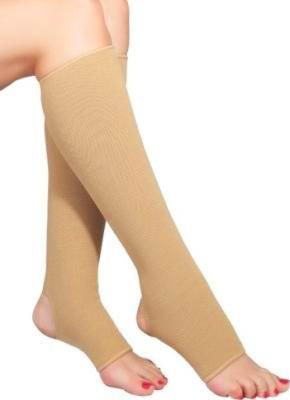 Flemingo Anklet Ankle Support (L, Beige)