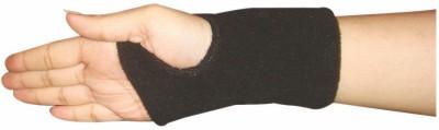 R-Lon Best Ever Wrist Support (Free Size, Black)
