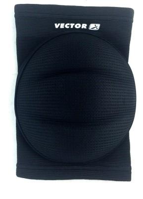 Vector X Moulded KneePad Knee Support (L, Black)