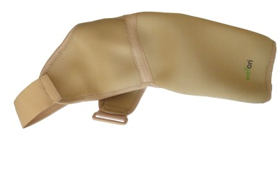Wellon Shoulder Support (Right Hand) Shoulder Support (Free Size, Beige)