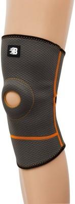 Burn Small/Medium Knee Support (M, Grey)