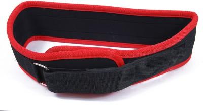 GB gym belt(medium size) Waist Support (M, Red)