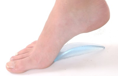 Ache Cure Medial Foot Support (S, White)