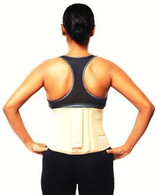 Apex Ortho Apex Lumbo Sacral Belt Back Support (L, Beige)