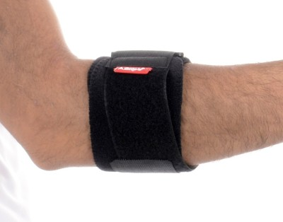 Grip India Elbow Brace Elbow Support (Free Size, Multicolor)