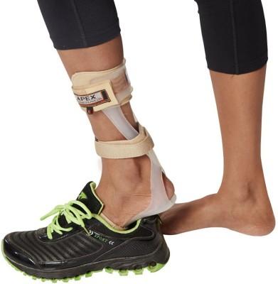 Apex Orthowear FOOT DROP SPLINT (LEFT)-L Foot Support (L, Multicolor)