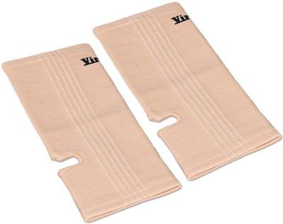 Vinex Anklets Gold Xl Ankle Support (M, Brown)