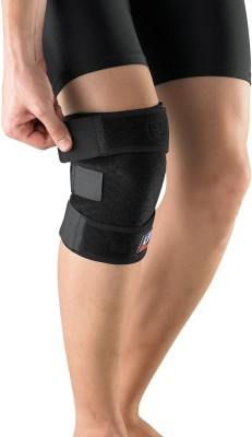 LP 756CA Knee Support (Free Size, Black)