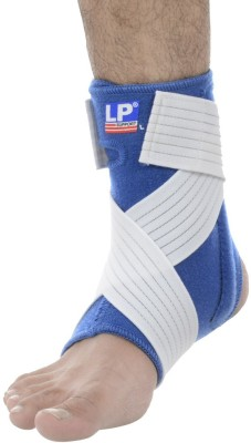 LP Support 775 Ankle Support (L, Blue, White)