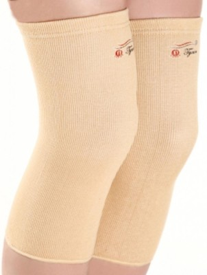 Tynor Knee Cap (Pair) Foot Support (S, Beige)