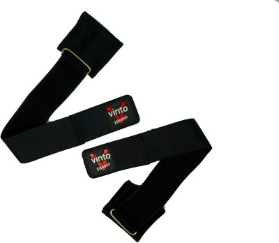 Vinto PRO Series 2 Pcs Advanced Wrist Support (Free Size, Black)