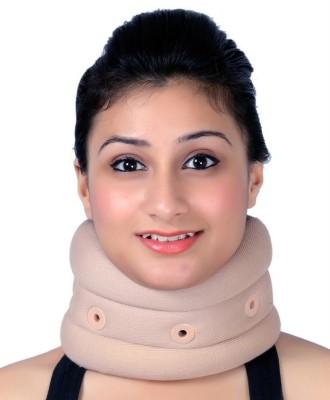 Modern Medical Aids Cervial Collar Soft Ilet Neck Support (M, Beige)