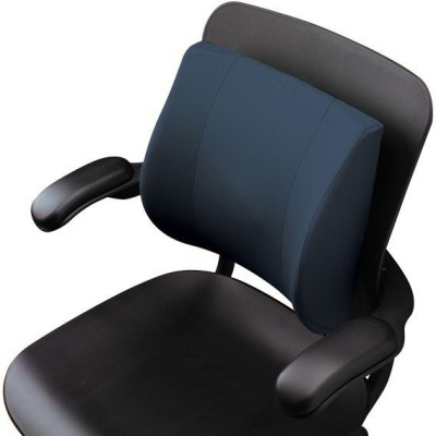 Ache Cure Chair Backrest Cushion M Back Support (M, Grey)