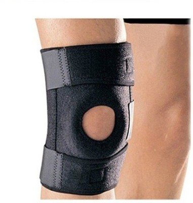 Star X skc1010 Knee Support (Free Size, Black)