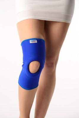 Vissco Patella Brace Neoprene Knee Support (S, Blue)