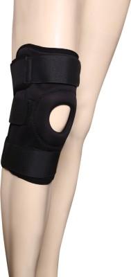 Applikon Rk6969 Open Patela In Neoprene Knee Support (Free Size, Black)