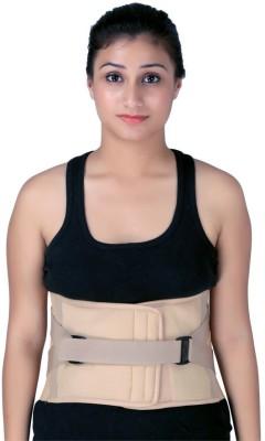 Modern Medical Aids Lumbo Sacral Belt With Cushion Back Support (L, Beige)