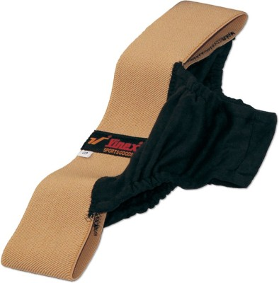 Vinex Supporter - Frenchy Style (Medium Size) Abdomen Support (M, Brown, Black)