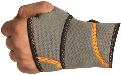 Cockatoo Neoprene Wrist Support (S, Grey, Orange)