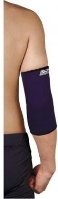 SUPER-K Elbow Supporter-Medium Elbow Support (L, Blue)