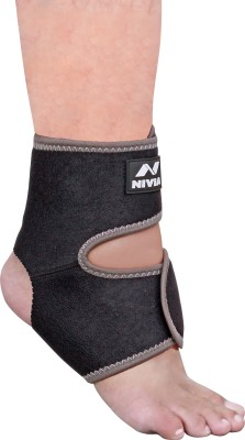 Nivia Performaxx Ankle Support (XL, Black)