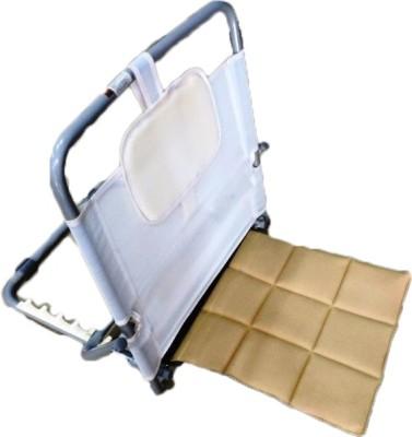 Vissco Hospital Backrest Back Support (Free Size, Grey)