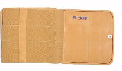 SafeAnBTouch Abdominal Binder Abdomen Support (L, Beige)