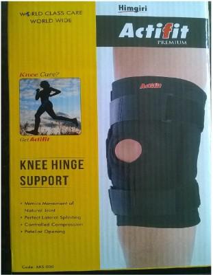 ACTIFIT HINGE Knee Support (M, Black)