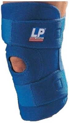 LP 758 Knee Support (Free Size, Blue)
