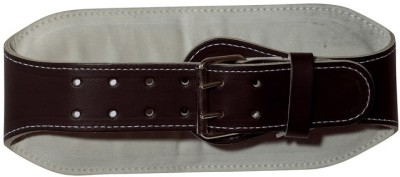 Domyos Weightlift Belt Wide Back Support (S, Brown)