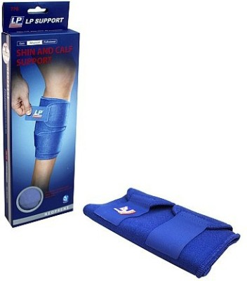 LP LP Support Shin Support (Free Size, Blue)