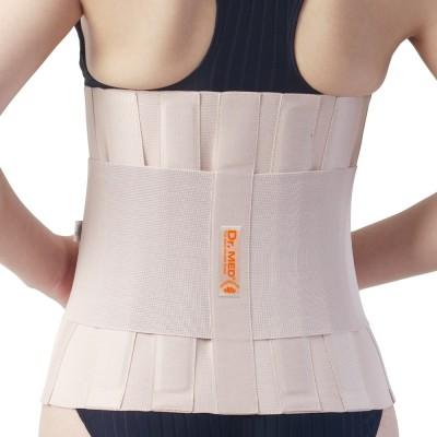 Dr.Med Elastic Back Support (XL, Grey)