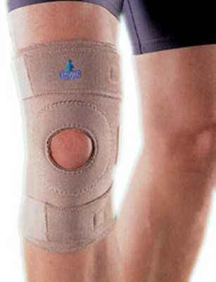 Oppo 1024 Knee Support Knee Support (Free Size, Beige)