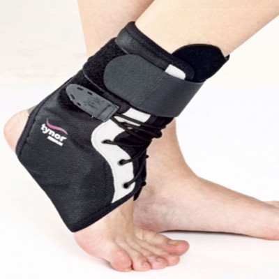 Tynor Ankle Stabilizer Brace Ankle Support (M, Black)