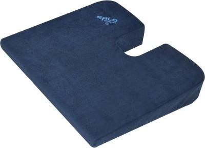 Salo Orthotics Coccyx Cushion Back Support (XL, Blue)