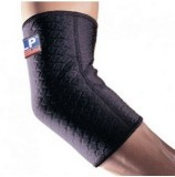LP 724CA Extreme Elbow Support (L, Black...