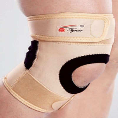 Tynor Cap Brace Sportif Neoprene Knee Support (XL, Beige)