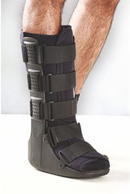 Tynor Walker Boot Elbow & Ankle Support (L, Multicolor)