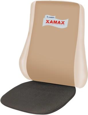 Amron Xamax Executive Plus Backrest Back Support (Free Size, Grey)
