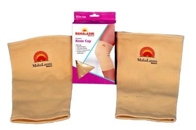 Mahalaxmi Medicos KN001 Knee Support (M, Beige)