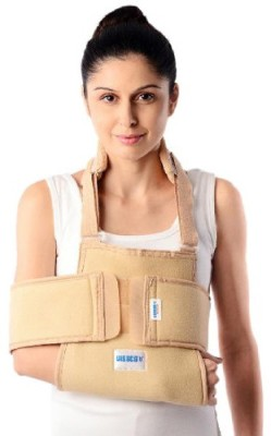 Vissco Immobilizer Shoulder Support (XL, Beige)
