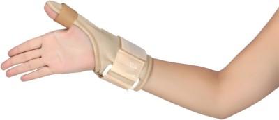 Modern Medical Aids Thumb Spica Splint Thumb Support (Free Size, Beige)