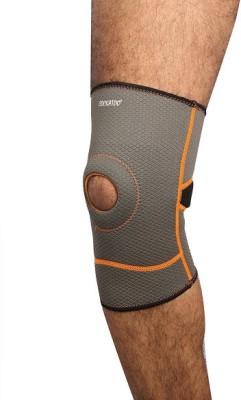 Cockatoo Neoprene Knee Support (M, Grey, Orange)