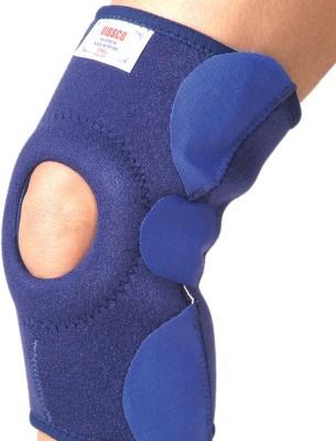 Vissco Neoprene Support with Velcro Knee Support (XXL, Blue)